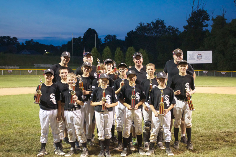Pennsouth sponsoring Newark National Little League